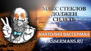 Вассерман одобрил задержание блогера
