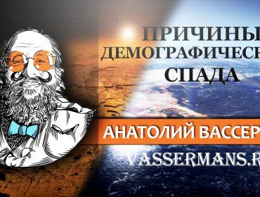 Вассерман рассказал о причинах демографического спада в России